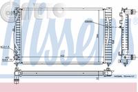 Radiator -  racire motor